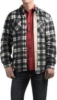 Coleman Fleece Shirt Jacket - Sherpa Lined (For Men)