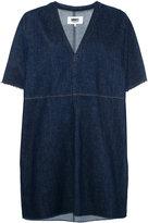 MM6 MAISON MARGIELA denim T-shirt dress