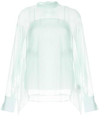 Emilio Pucci Tie-Detail Blouse