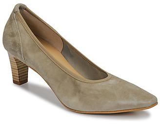 Perlato MORTY women's Heels in Kaki