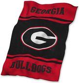 Ultrasoft Georgia Bulldogs Blanket