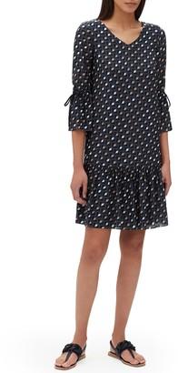 Lafayette 148 New York Anagrace Silk Dress