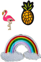 Lydell NYC Tropical Pin Set, Multi