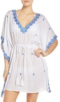Tommy Bahama Women's Embroidered Cover-Up Tunic
