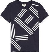 Kenzo Logo cotton T-shirt 4-16 years