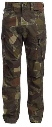 G Star Roxi Camo Cargo Pants