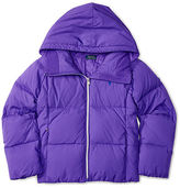 Ralph Lauren Hooded Quilted Jacket