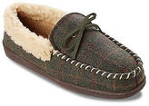 Dockers Classic Plaid Moccasins Casual Male XL Big & Tall