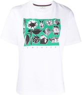 Paul Smith Curiosity graphic print T-shirt