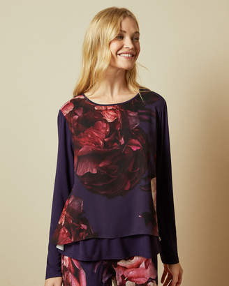Ted Baker JOLISE Splendour long sleeved pyjama top