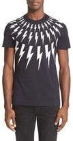 Neil Barrett Thunderbolt Graphic T-Shirt