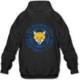 Sune Men's Leicester City FC The Foxes Hoody