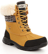UGG Butte Patchwork Men's Waterproof Cold-Weather Boots