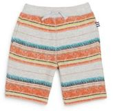 Splendid Toddler's & Little Kid's Striped Knit Shorts