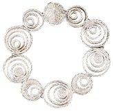 John Hardy Pavé Diamond Circle Bracelet