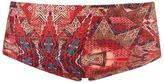 Lygia & Nanny abstract print swim trunks