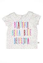 Infant Girl's Rosie Pope Beautiful Polka Dot Shirt