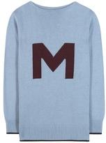 Marni Knitted Wool Sweatshirt