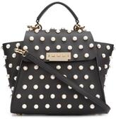 Zac Posen Eartha Iconic Convertible Backpack - women - Calf Leather - One Size