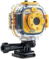 Vtech Kidizoom Action Cam Yellow/Black