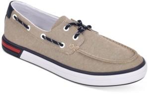 Tommy Hilfiger Men's Realm Ii Boat Shoes Men's Shoes