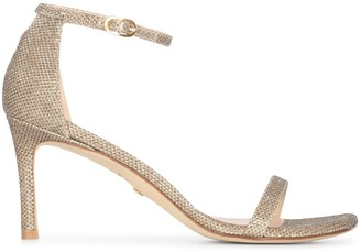 Stuart Weitzman Amelina Ankle Strap Sandals