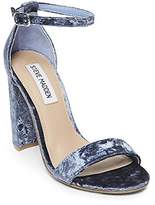 Steve Madden Women's Carrson Heeled Sandal,7.5 M US
