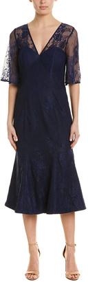 Bariano Midi Dress