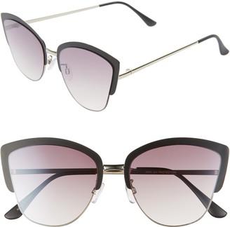 BP 61mm Cat Eye Sunglasses