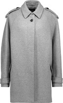 Isabel Marant Faber oversized wool-blend coat