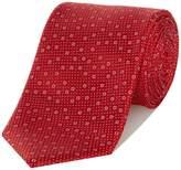 HUGO Square Dot Tie