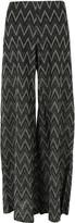 Missoni Zigzag Pattern trousers