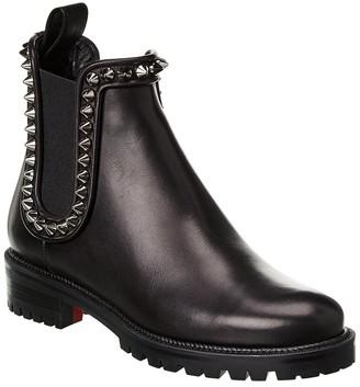 Christian Louboutin Capahutta Leather Boot