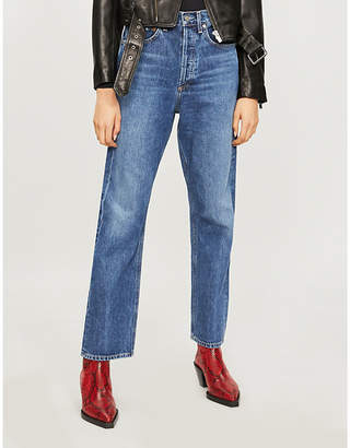 A Gold E AGOLDE 90's mid-rise loose-fit jeans