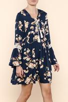 Entro Floral Boho Dress