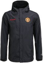 Columbia Manchester United Watertight Ii Club Wear Black