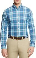 Vineyard Vines Brittanic Plaid Tucker Slim Fit Button-Down Shirt
