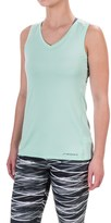 Brooks Steady Tank Top - UPF 30+, V-Neck (For Women)