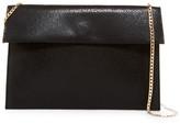Urban Expressions Hugo Vegan Leather Clutch