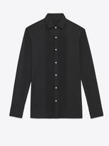JEFFREY RUDES Tuxedo Poplin Shirt