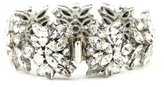 Ben-Amun Crystal Butterfly Bracelet