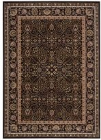 Kathy Ireland Antiquities American Jewel Espresso Area Rug by Nourison (3'9 x 5'9)