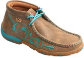 Twisted X Women's Original Leather Chukka Driving Mocs