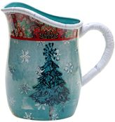 Tracy Porter Folklore Holiday 2.75-qt. Drink Pitcher