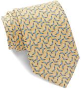 Tailorbyrd Boomerang Silk Tie