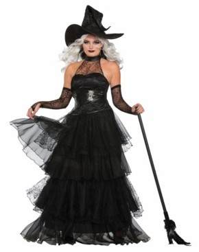 BuySeasons BuySeason Women's Ember Witch Costume
