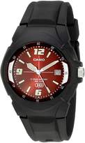 Casio Men's MW600F-4AV 10-Year Battery Sport Watch