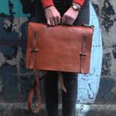 Ismad London Camden Loop Briefcase