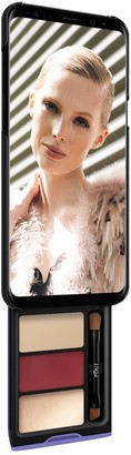 Samsung Pout Case Everyday Nude Kit Makeup Case for S8 Black and Purple