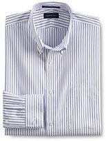 Classic Men's Pattern No Iron Pinpoint Buttondown Dress Shirt-Pale Emerald